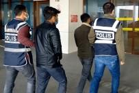 Cezaevinden İzinli Çıkan Sahte Savcı Ve Polis Tutuklandı