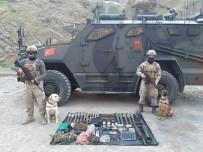 Çukurca'da PKK'ya Darbe Açıklaması Çok Sayıda Silah Ve Mühimmat Ele Geçirildi