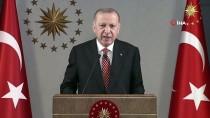 Cumhurbaşkanı Erdoğan, Hasankeyf-2 Köprüsü Açılış Töreni'ne Canlı Bağlantıyla Katıldı Açıklaması (2)