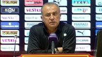 Fatih Terim Açıklaması 'Futbol Sahası Bizim İşimiz Deyip Eğer Rahat Edebilirsek O Tarafa Konsantre Olacağız'