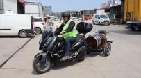Forklift Tamircisinin Tasarımları Amerikalı Motosikletçileri Sıraya Soktu