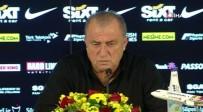 'Futbol Sahası Bizim İşimiz Deyip Eğer Rahat Edebilirsek O Tarafa Konsantre Olacağız'