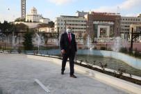 Havalar Isındı, Türk Dünyası Su Ve Gül Meydanı Canlandı