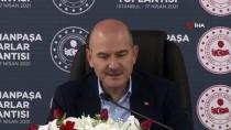 İçişleri Bakanı Süleyman Soylu, Kovid-19 Salgınıyla Mücadele Değerlendirme Toplantısı'nda Konuştu Açıklaması (2)