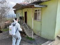 İlkadım'dan Virüs Tespit Edilen Ev Ve İş Yerlerine Ücretsiz Dezenfekte