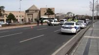 Kayseri'de Cadde Ve Sokaklar Boş Kaldı, Araç Ve Vatandaşlar Denetlendi