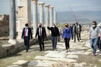 Merkezefendi Belediyesinden Laodikya'ya Büyük Destek