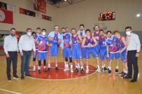 Mersin Büyükşehir Belediyesi Erkek Basketbol Takımı, Adını Final Grubuna Yazdırdı