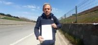 'Nafaka Mağduruyum' Diyen Adam Sesini Duyurmak İçin İstanbul'dan Ankara'ya Yürüyor