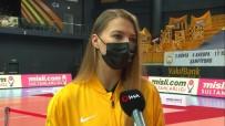 Meliha İsmailoğlu Açıklaması 'Şampiyonluktan Sonra CEV Şampiyonlar Ligi'ne Çok Daha Motiveyiz'