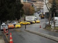 (Özel) Taksici Esnafına Yüzlerce Araçlık Konvoyla Veda