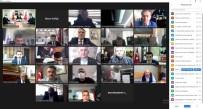 Pandemi Değerlendirme Toplantısı Online Yapıldı