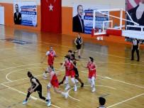 Play-Off Hedefine Ulaşan Çeşme Basket, Sıralama İçin Oynuyor