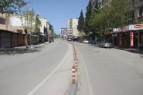 Sınır Kenti Kilis'te Kısıtlama Sessizliği