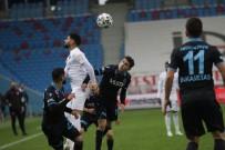 Süper Lig Açıklaması Trabzonspor Açıklaması 1 - Atakaş Hatayspor Açıklaması 1 (Maç Sonucu)