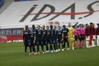 Süper Lig Açıklaması Trabzonspor Açıklaması 1 - Hatayspor Açıklaması 0 (İlk Yarı)