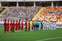 Süper Lig Açıklaması Yeni Malatyaspor Açıklaması 0 - Aytemiz Alanyaspor Açıklaması 0 (İlk Yarı)