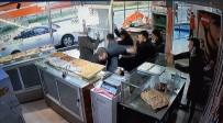 'Tatlı İstiyoruz' Deyip Pastanede Olay Çıkarttılar