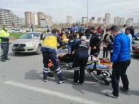 Trafik Kazasında Can Pazarı Yaşandı Açıklaması 1'İ Ağır 5 Yaralı
