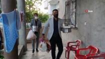 TÜGŞAV Şırnak Şube Başkanı Şehit Ailesi İle İftar Açtı