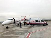 Uçak Ambulanslar Bebekler İçin Havalandı