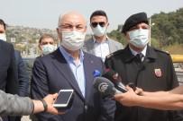 Vali Köşger Açıklaması 'İzmir'de Vaka Sayıları Stabil'