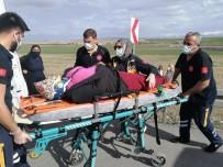Aksaray'da 2 Otomobil Çarpıştı Açıklaması 9 Yaralı