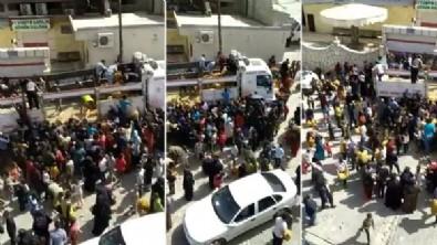 CHP'li Şişli Belediyesi çuval çuval patates dağıttı!