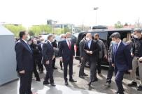 İçişleri Bakanı Süleyman Soylu Bingöl'de