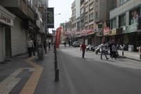 Kilis'te Sokağa Çıkma Yasaklamasına Uyan Yok