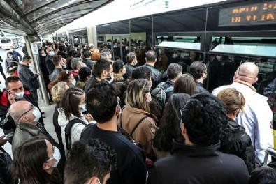 Türkiye'nin Wuhan'ı İstanbul'da kırmızı alarm! CHP'li İBB'nin ulaşımdaki ihmali vakaları artırdı mı?