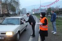 AK Parti Gençlik Kolları'ndan İftara Yetişemeyenlere İkram