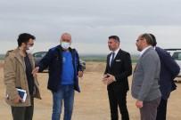 Başkan Yüzügüllü Sivrihisar OSB'de İncelemelerde Bulundu