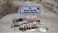 Bitlis'te Patlamaya Hazır TNT Ve İnşaat Malzemesi Ele Geçirildi
