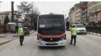 Bozüyük'te Trafik Polislerinden Korona Denetimi