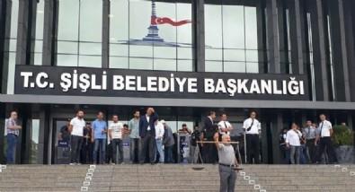 CHP'li Şişli Belediyesi'nden terörün siyasi ayağı HDP'ye araç kıyağı