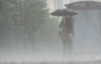Doğu Anadolu'da Sağanak Yağış Ve Kuvvetli Rüzgâr Bekleniyor