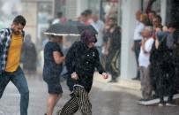 Doğu Anadolu İçin Şiddetli Fırtına Uyarısı