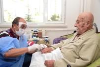 Düzce'de 2 Bin 459 Kişiye Evde Bakım Maaşı Verildi