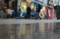 Eskişehir'de Yeni Hafta Yağmurla Başladı