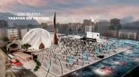 Kent Meydanı Projesi Beğeniye Sunuldu