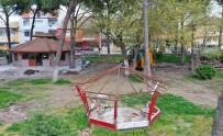 Mütevelli'deki Park Ve Kafeterya Yenileniyor