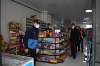 Nevşehir'de Koronavirüs Denetimleri Aralıksız Devam Ediyor