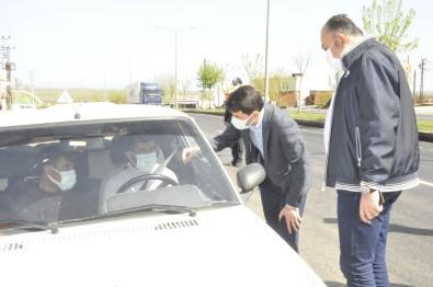 Şanlıurfa'da 480 Kişiye Sokağa Çıkma Cezası