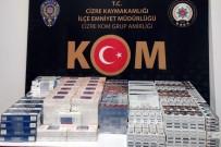 Şırnak'ta Asayiş Ve Kaçakçılık Operasyonu Açıklaması 44 Gözaltı