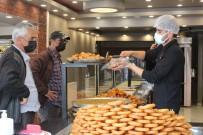 Tatlıcılarda 'Ramazan Ayı' Yoğunluğu Yaşanıyor
