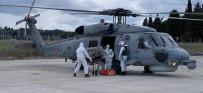 Askerî Helikopterle Hastaneye Sevk Edilen Koronalı Rum Öğretmen Kurtarılamadı