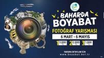 'Baharda Boyabat' Fotoğraf Yarışması Son Başvuru Tarihi 6 Mayıs'a Uzatıldı