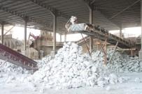 Devlet Desteğiyle Türkiye'de İlk Kez Üretilen GMP Belgeli Tuz Yurt Dışına İhraç Ediliyor