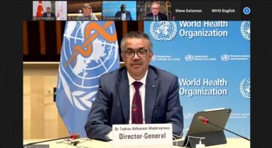 DSÖ Genel Direktörü Ghebreyesus'tan Türkiye'ye teşekkür